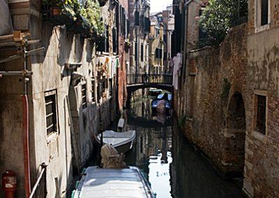 Canal Near Piave Venice