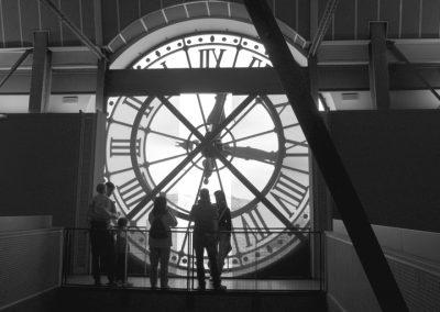 Musee d' Orsay Clock