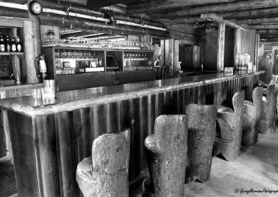 The Bar at Redfish Lake Lodge